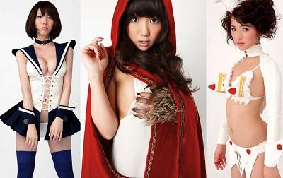 cosplay 動画