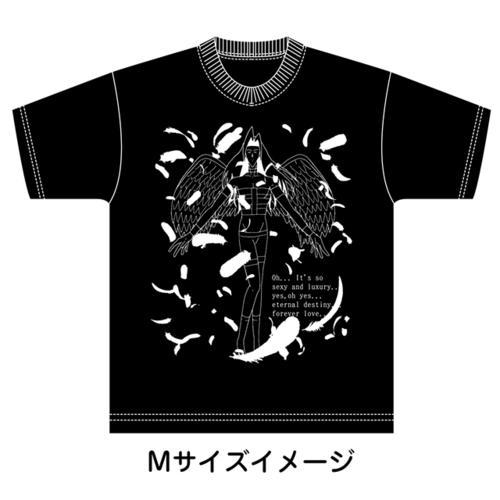 【学園ハンサム】メンズサイズ_美剣咲夜Tシャツ_キャラクターソングvol.1