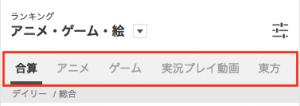 SPWEBランキング_小カテエリア