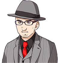 208最上嗣生さんキャラクターイラスト